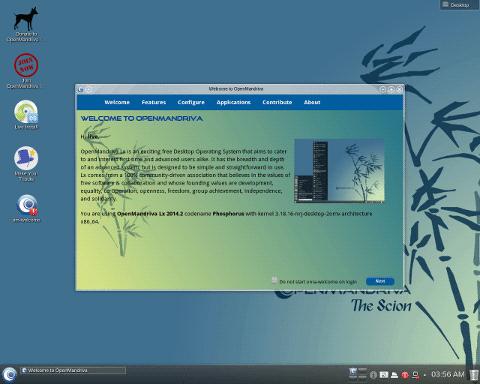 OpenMandriva Lx 3 Beta 1 发布-芊雅企服