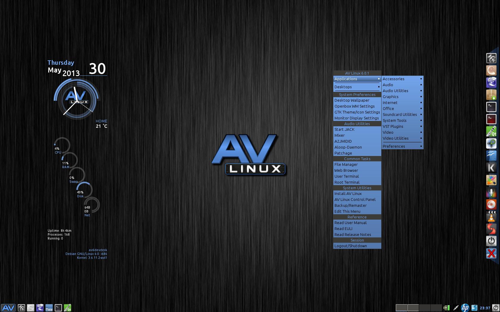 AV Linux 2016 正式发布-芊雅企服