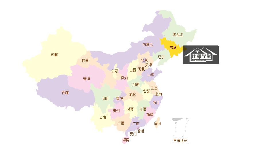 使用Echarts构建中国地图鼠标hover显示logo-芊雅企服