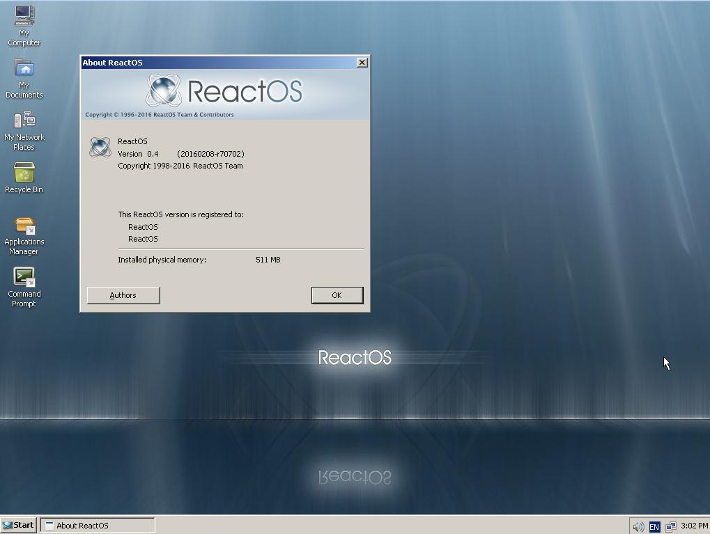 ReactOS 0.4.1 发布 类 XP 的操作系统-芊雅企服