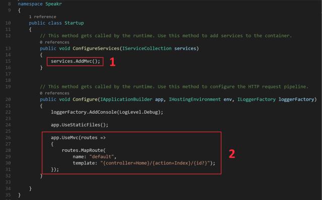 ASP.NET MVC Core 1.0 发布-芊雅企服