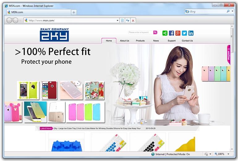 深圳外贸网站建设之从网站的定位到最终的网站建成具体过程-芊雅企服