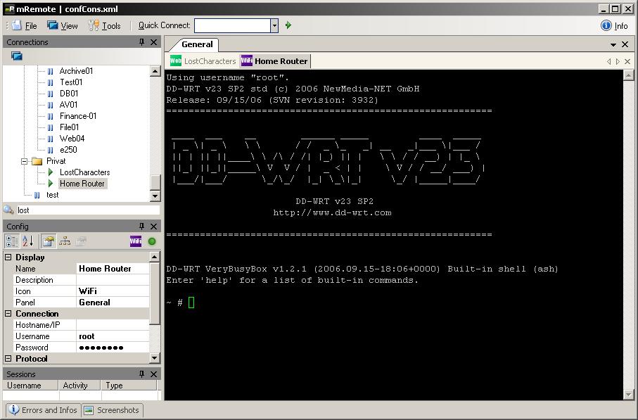 mRemoteNG 1.74 RC2 发布 远程连接管理器-芊雅企服