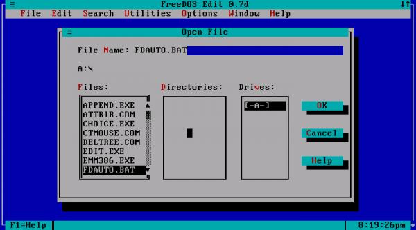 FreeDOS 如何维持 DOS 的生命力-芊雅企服