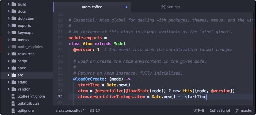 Github Atom v1.9.0-beta1 发布-芊雅企服