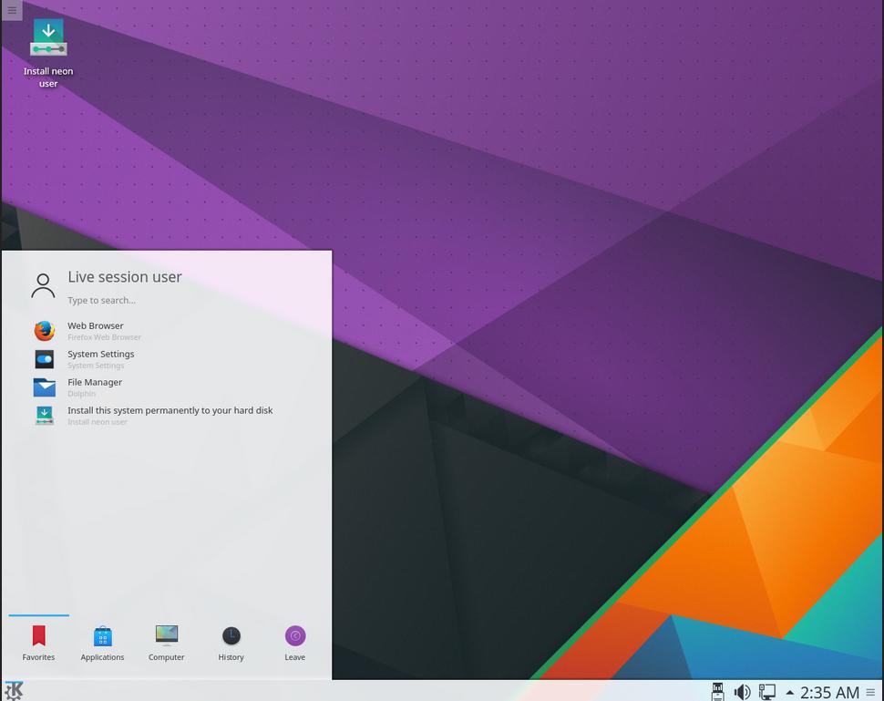 KDE neon 5.7 发布-芊雅企服