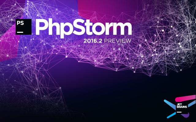 PhpStorm 2016.2 公开预览-芊雅企服