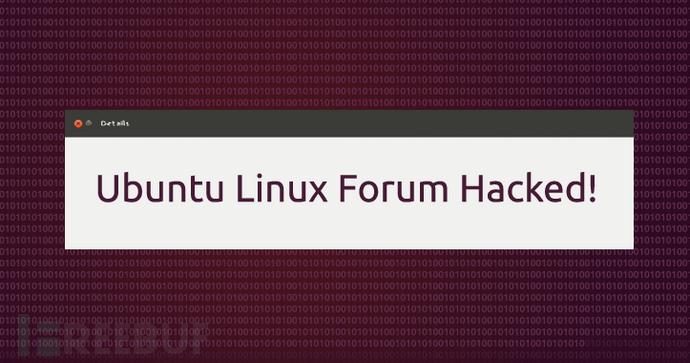 Ubuntu 官网论坛再被黑 又是 SQL 注入惹的祸-芊雅企服