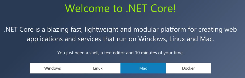 .NET Core:面向未来的开源跨平台开发技术-芊雅企服
