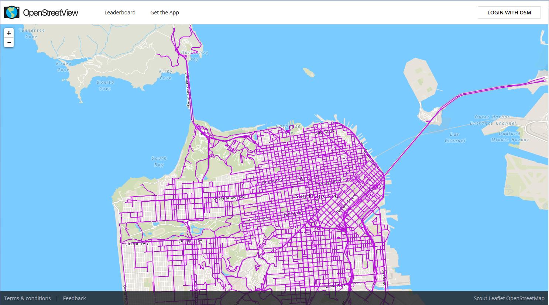 开源街景 OpenStreetView 重新出发-芊雅企服