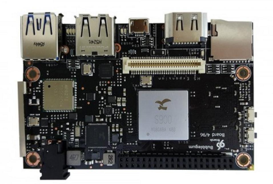 Snappy Ubuntu Core 登陆 Bubblegum-96 单板机-芊雅企服