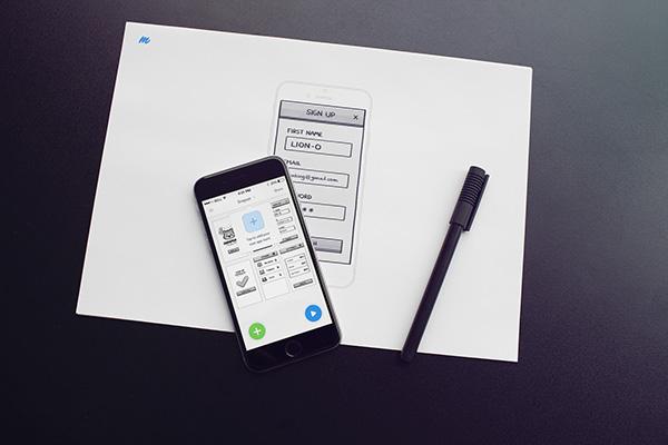 深圳手机移动APP开发的关键步骤:原型设计-芊雅企服