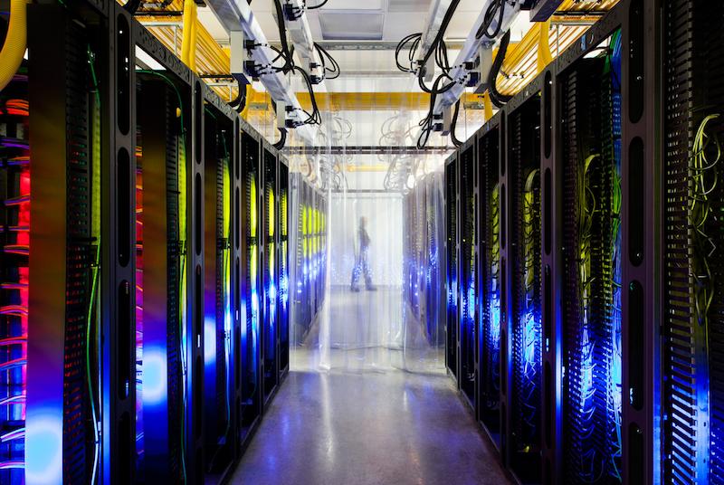 谷歌用 AI 人工智能技术打造绿色数据中心-芊雅企服