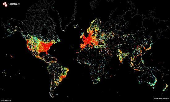 用 ping 指令把全球所有 IP 扫一遍会如何 ?-芊雅企服