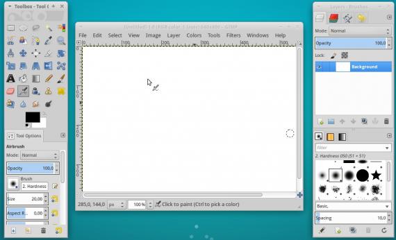 GIMP 2.8.18 发布,Linux 图像处理程序-芊雅企服