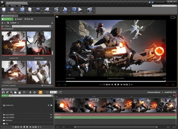 虚幻引擎(Unreal Engine)4.13 版正式发布-芊雅企服