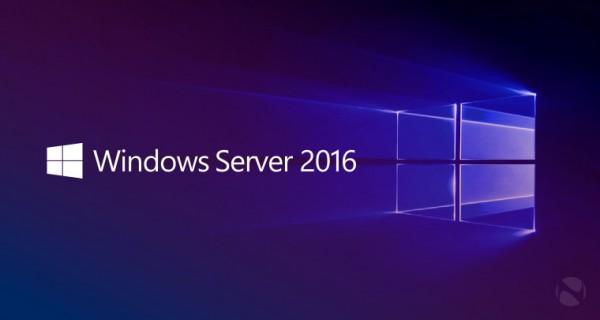 微软 Windows Server 2016 将于十月发布-芊雅企服