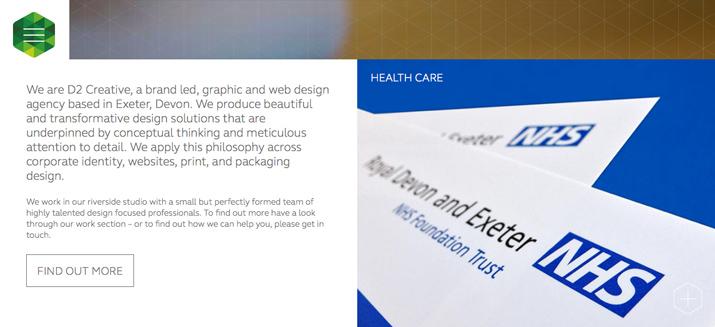 深圳网站建设中如何通过文本与图片来平衡设计-芊雅企服