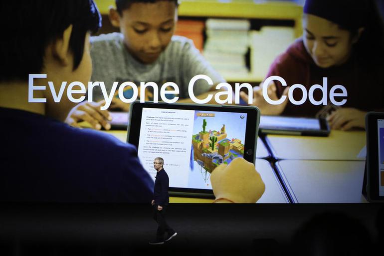 苹果再推新举措教孩子使用 Swift 编程语言-芊雅企服