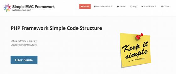 网站建设中常见的20种优秀PHP框架-芊雅企服