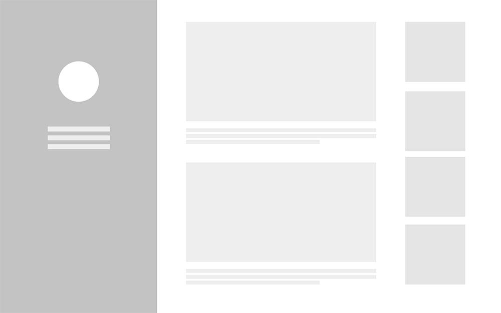 响应式网站设计灵动布局之相对自由式-芊雅企服