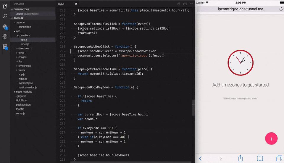 Visual Studio Code 支持 iOS Web 应用调试-芊雅企服
