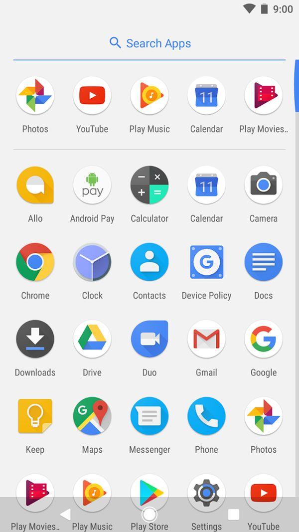 072836 7Fey 2903254 稳定版 Google Pixel Launcher 开放下载
