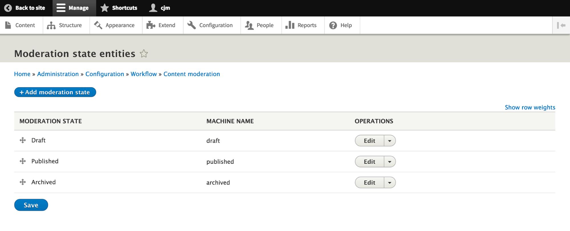 Drupal 8.2.0 发布,CMS 内容管理系统-芊雅企服