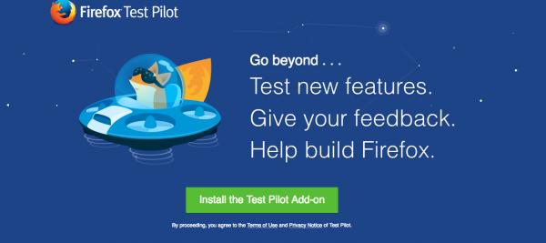 fx Firefox 发布更多实验性功能