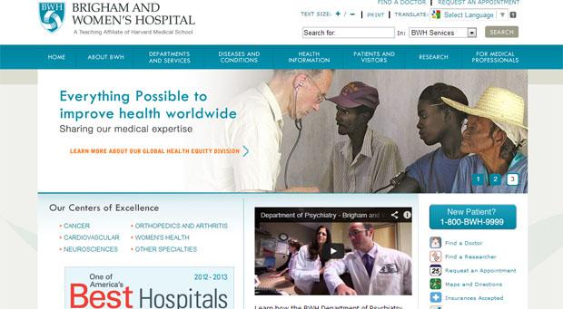 医院网站建设需要重视的四大要点-芊雅企服