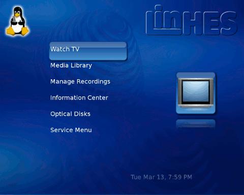 LinHES LinHES 8.4.2 发布,机顶盒系统