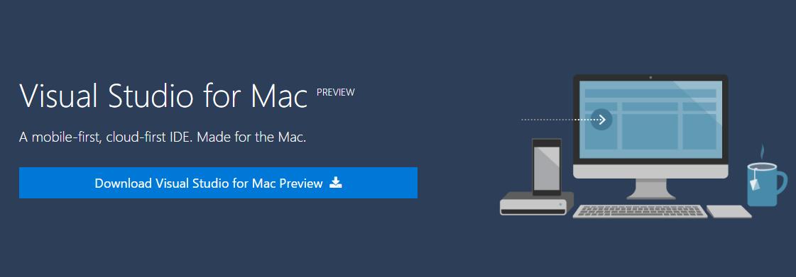 Mac 版 Visual Studio 预览版开放下载-芊雅企服