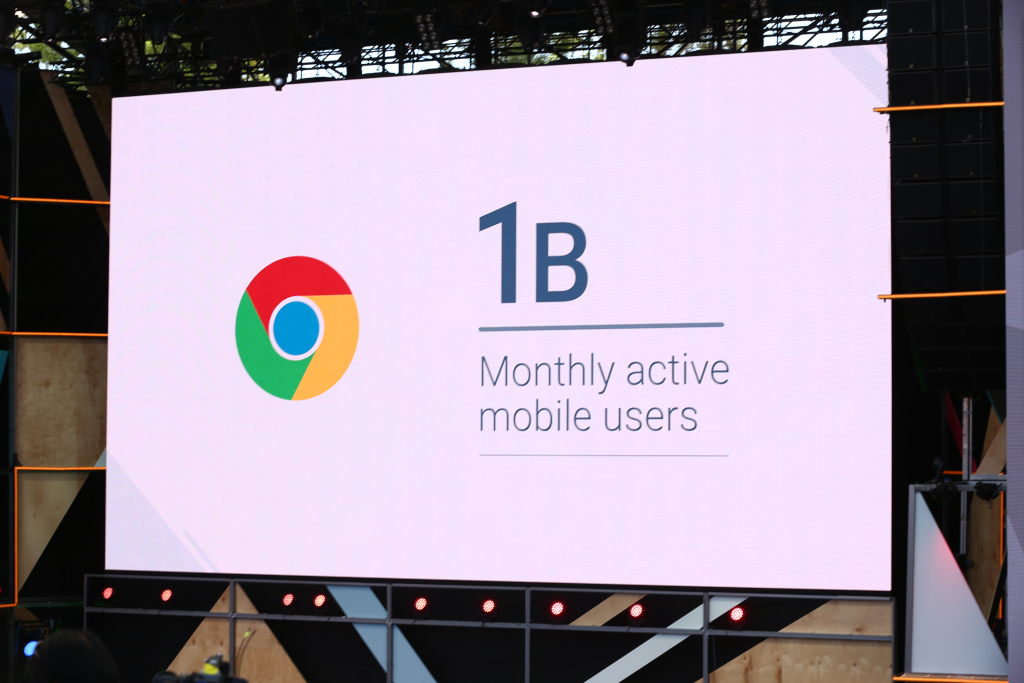 c1 Google Chrome 浏览器的活跃装机量超过 20 亿