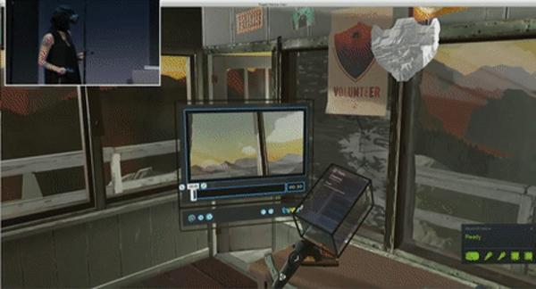 u2 Unity 12月将开源 VR 编辑器 EditorVR