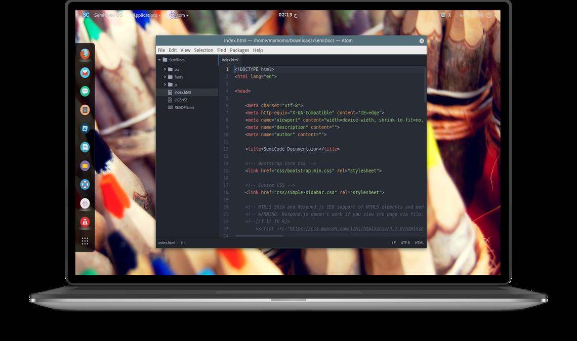 Canonical 推新一代 Linux 发行 SemiCode OS-芊雅企服