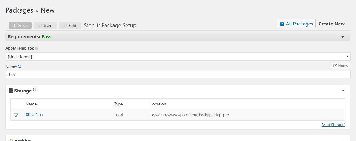 211 Duplicator Pro v3.2.1 又一款简单粗暴的wp备份迁移神器