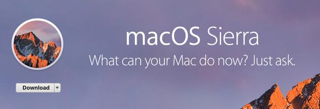 234 苹果正式发布 macOS Sierra 10.12.2 系统更新