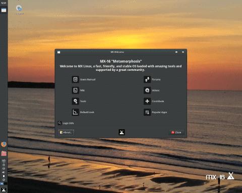 MX Linux 16 发布,基于Debian的Linux发行-芊雅企服