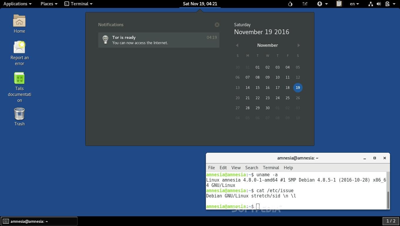 Tails 2.10 rc1 发布,基于 Debian 的发行版-芊雅企服