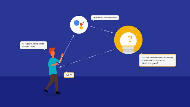 """""""OK, Google"""" 开放体验,可以为你的应用服务了-芊雅企服"""