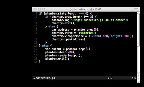 PhantomJS PhantomJS 2.5.0 Beta 发布,WebKit 的服务端 API