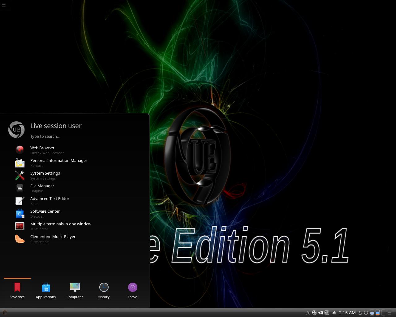 Ultimate Edition 5.1 发布,Ubuntu 的衍生版-芊雅企服