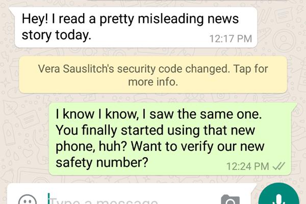 WhatsApp 安全研究员呼吁卫报撤回 WhatsApp 后门报道