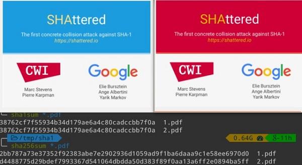 080021 xjxt 2894582 SHA1 碰撞攻击的第一位受害者:WebKit 版本控制系统