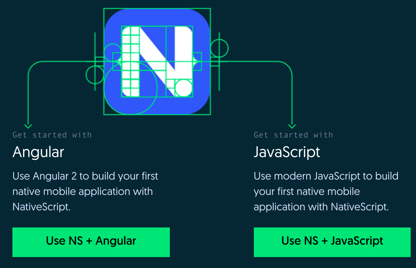 104146 cx1g 2896879 NativeScript 3.0 计划4月发布,集成 Angular4
