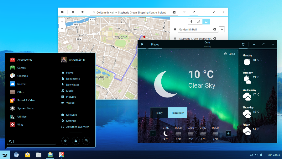 Zorin OS 12.1 发布,专为 Linux 新手设计-芊雅企服