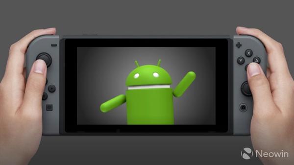 073231 ur89 2903254 Switch 差点运行 Android 系统:任天堂曾找 CM 定制