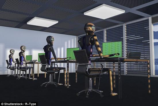 人类该害怕吗?到 2030 年美国 38% 工作将自动化-芊雅企服