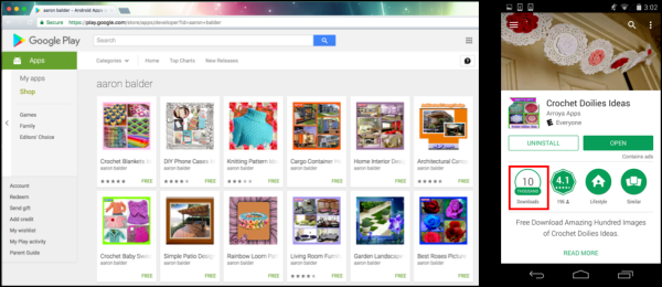 谷歌应用商店曝 132 款恶意软件 但目标非安卓-芊雅企服