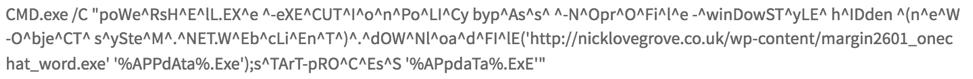 173933 hcvk 2896879 恶意攻击者利用 Word 钓鱼文档瞄准 Github 开发者